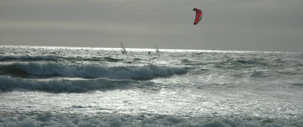 Kitsurf Ste Barbe